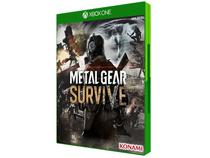 Metal Gear Survive para Xbox One - Konami