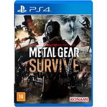 Metal Gear Survive Playstation 4 - Konami