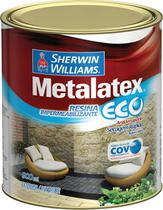 Metalatex Resina Acrílica Eco 0,9 litro - Sherwin williams