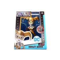 Metals Die Cast - Dc Golden Harley Quinn Arlequina M396 - Dtc