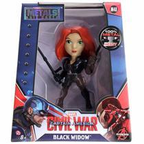Metals Figure - Marvel Civil War Movie - Viúva Negra - Jada