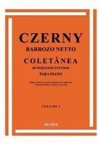 Método Czerny B. Netto p/ Piano - 60 peq. estudos - Vol 1 - Ricordi