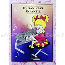 Método Órgão Ana Mary Cervantes Organistas Infantil - Cromática -
