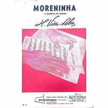 Método Partitura Piano - MORENINHA A BONECA DE MASSA - H. Villa Lobos -