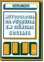 Metodologia da Pesquisa em Ciências Sociais - Epu