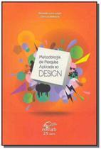 Metodologia de Pesquisa Aplicada ao Design - Edifurb -