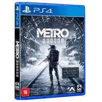 Metro Exodus - PS4 - Playstation