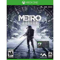 Metro Exodus Xbox One Midia Fisica - Xboxone -