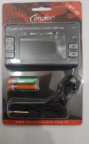 Metrônomo Digital E Afinador Cromático Metronome E Tune - condor