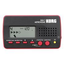 Metrônomo Digital Korg MA-1 BKRD -