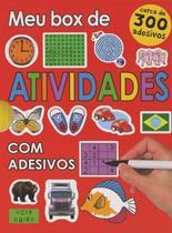 Meu Box de Atividades - Com Adesivos - Lafonte