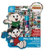 Meu Lip Balm Sansão Protetor Labial Infantil Tutti-Fruti - Turma Da Monica