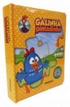 Meu Pequeno Quebra Cabecas Galinha Pintadinha - Melbooks - Editora Melhoramentos Ltda