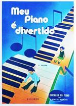 Meu Piano E Divertido - Volume 1 - Rb0085 - Ricordi