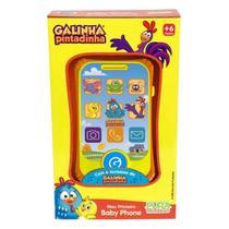 Meu Primeiro Baby Phone Galinha Pintadinha 20209 Yes Toys -