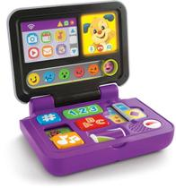 Meu Primeiro Laptop Fisher-Price - Mattel FXK24