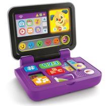 Meu Primeiro Laptop - Laugh  Learn - Fisher-Price - Mattel