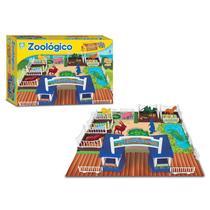 Meu Zoolgico 43 Peas 0234 Nig -