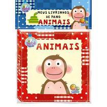 Meus Livrinhos De Pano- Animais Todolivro -