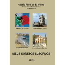 Meus sonetos lusóficos - Scortecci Editora -