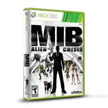 MIB Alien Crisis - Xbox 360 - Jogo