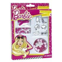 Miçangas Pink - Barbie - Intek -