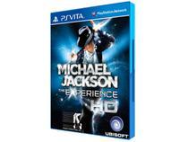 Michael Jackson: The Experience p/ PS Vita - Ubisoft