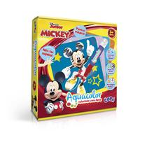 Mickey Aquacolor Colorindo Com Água - Toyster -