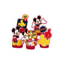 Mickey Clássico Enfeite de Mesa c/8 - Regina -