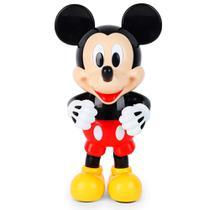 Mickey Dançarino de Brinquedo 28cm  Original Disney -