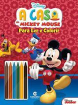 Mickey - ler e colorir com blister - Culturama -