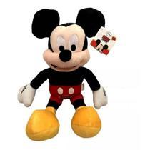 Mickey Mouse De Pelúcia Com Frases 40 Cm Disney Multikids - Drina