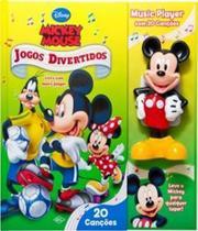 Mickey Mouse - Jogos Divertidos - Dcl