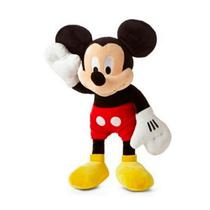 Mickey Pelúcia 45cm três falas em Português Original Disney - Multikids