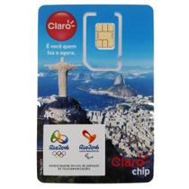 Micro Chip Claro 128kb Aac006 Triple 4G 23055 -