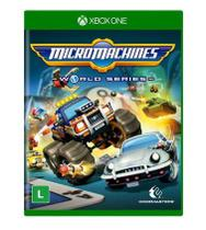 Micro Machines  World Series - Xbox One - Codemasters
