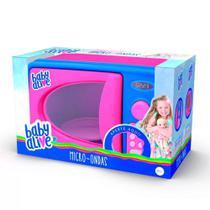 Micro-Ondas Baby Alive - Angel Toys -