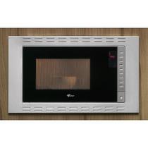 Micro-ondas de Embutir Fischer Fit Line 25L 25873 Inox -