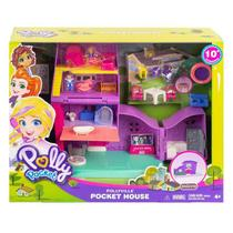Micro POLLY Pocket Pollyville Casa de Bolso da POLLY - Mattel -