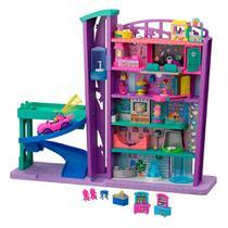 Micro Polly Pocket Pollyville Mega Centro Comercial - Mattel -