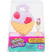 Micro Shopkins Lil Secrets Sorvete - DTC 5088 -