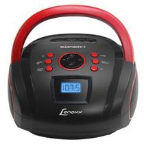Micro system boombox lenoxx com bluetooth usb radio bd-110 - Jbsystem