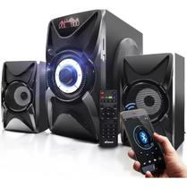 Micro System caixa de som bluetooth 2.1 usb speaker xtrad -