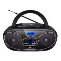 Micro System JVC RD-N327 Bluetooth/ Usb /Radio/ Mp3/ Player CD -