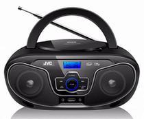 Micro System JVC RDN-327 - MP3 - USB - FM - Preto -
