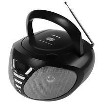 Micro System MP-118PLL /Radio/ Mp3/ USB/ MP3/ Player CD Bivolt - Megastar