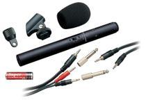 Microfone Audio Technica ATR6250 Condensador  Shotgun -