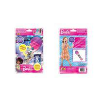 Microfone - Barbie - Rockstar - Fun -