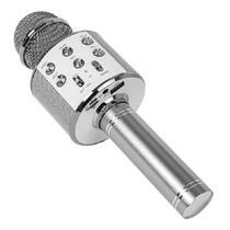 Microfone Bluetooth Sem Fio Youtuber Karaoke Promoção! - Ybx