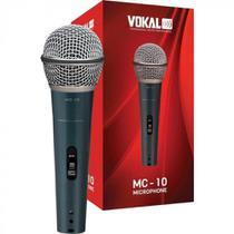 Microfone com Fio Vokal MC10 -